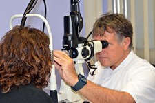 Ophthalmologist with a strong experience