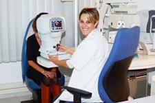 Salvéria Optometrist